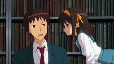 'The Melancholy of Haruhi Suzumiya'